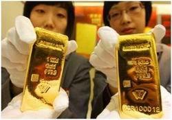 De nuevo aumenta la demanda de oro china