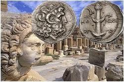 Roban en Libia cerca de 8.000 monedas de oro, plata y bronce