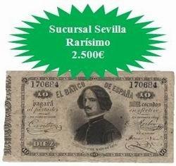 Numismática y Coleccionismo S.L. subasta monedas, medallas y billetes