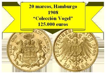 """Künker subasta la """"Colección Sultán"""" y la """"Colección Vogel"""""""
