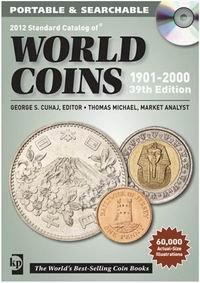 """Nominaciones a los Premios """"Moneda del Año 2012"""" de Krause Publications"""