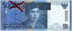 Indonesia tendrá nuevas rupias en 2019
