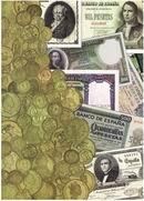Subasta de 400 lotes de billetes de España