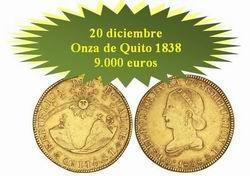 Muy buenas monedas extranjeras y españolas en Hervera&Soler y Llach