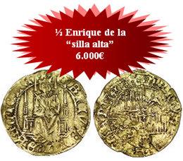 Monedas inéditas y muy raras en la Subasta de José A. Herrero