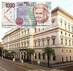 Las liras italianas ya no se pueden canjear