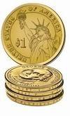 ¿Eliminará la US Mint la emisión de dólares presidenciales?