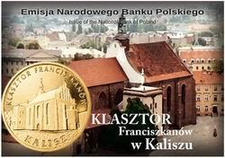 Ciudades de Polonia: Kalisz y el Monasterio Franciscano