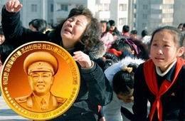 Oro y lágrimas para el dictador Kim Jong-il