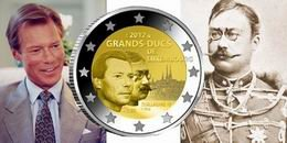 Centenario de la muerte de Guillaume IV de Luxemburgo