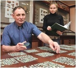 Encontrado el mayor tesoro de monedas antiguas en Rusia