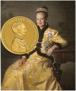 Margarita II de Dinamarca, 40 años de reinado
