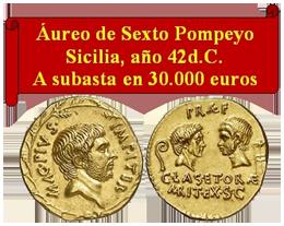"""Imagines Imperatorvm"", una propuesta millonaria de moneda romana de Áureo&Calicó"