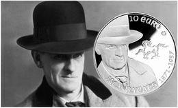 10 euros plata para Jack B. Yeats