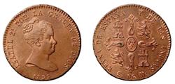 De las mejores colecciones de Isabel II en Pliego Numismática y Coleccionismo
