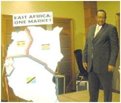 Unión Monetaria para África Oriental
