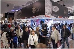 Gran éxito de la World Money Fair 2012