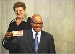 Sudáfrica emitirá billetes con la imagen de Nelson Mandela