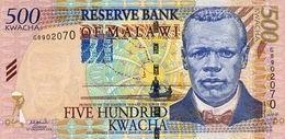 Nuevos billetes de 1.000 kwacha para Malawi