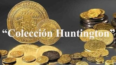 """Vendidas por Sotheby's las 38.000 monedas de la """"Colección Huntington"""""""