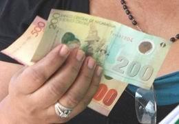 Nuevas medidas de seguridad para los billetes de Nicaragua