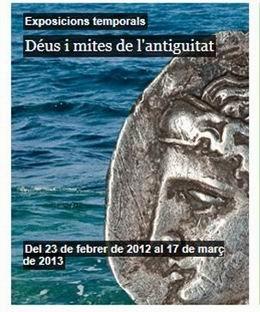 """""""Dioses y Mitos de la Antigüedad"""" en el MNAC"""