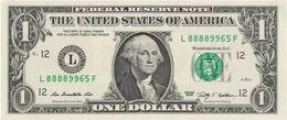 Senadores de Estados Unidos solicitan la eliminación de los billetes de 1 dólar