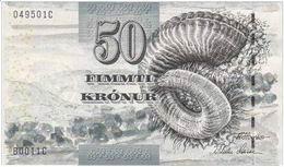 Nuevas series de billetes en las Islas Feroe