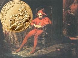 Oro y plata para las monedas conmemorativas del 150 Aniversario del Museo Nacional en Varsovia