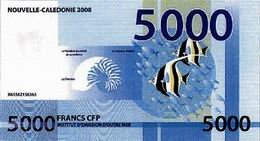 Aprobados los diseños de los nuevos billetes de Nueva Caledonia