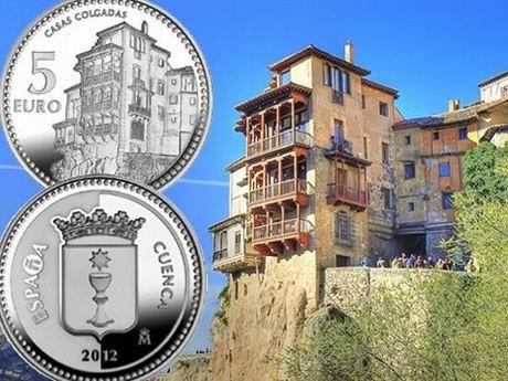 """Monedas de 5 euros: """"Capitales de Provincia y Ciudades Autónomas"""" IV Serie"""