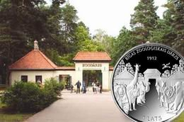 Zoo de Riga, desde 1912