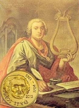 ¼ de euro en oro para el músico portugués Carlos Seixas