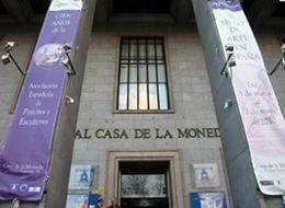 """Exposición """"Tinta de Verano"""" con diseños de monedas y medallas"""