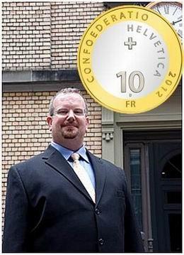 Marius Haldimann, nuevo director de la ceca helvética