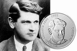 90 Aniversario de Michael Collins, líder de la independencia de Irlanda