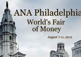 Todo preparado para la gran Feria Numismática Mundial 2012