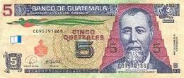 Empresas europeas imprimirán los nuevos billetes de Guatemala