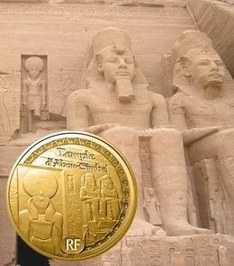 Francia y el Patrimonio de la Humanidad de la UNESCO: Egipto en oro