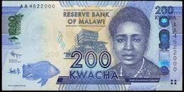 Nueva familia de billetes de Malawi con valores en kwacha
