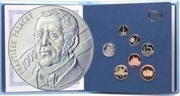 La República Checa emite el Set de monedas circulantes en versión Proof 2012