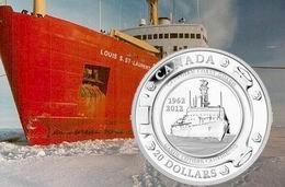 """CCGS Louis S. St-Laurent"", buque insignia de los Guarda Costas canadienses"