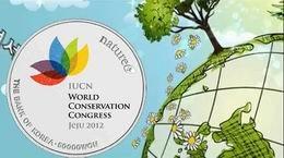 Moneda de 50.000 won en plata para el Congreso Mundial de la Conservación de la Naturaleza de la IUCN