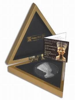 Centenario del hallazgo del busto de Nefertiti