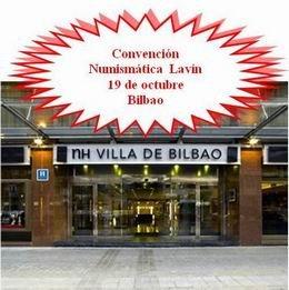 50 Convención Numismática y Feria de Coleccionismo en Bilbao