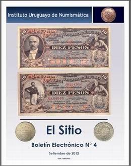 """Boletín Electrónico nº 4 """"El Sitio"""""""