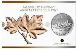 Canadá despide a su moneda de un centavo
