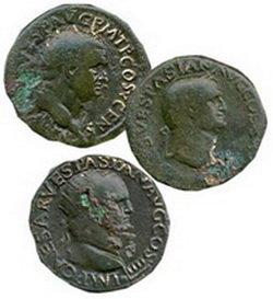 """Monedas romanas nuevas """"Piezas del mes"""" en el Museo de Ávila"""