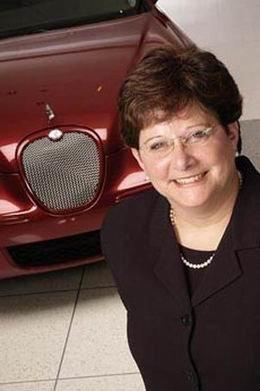 Bibiana Boerio nueva directora de la US Mint