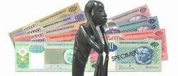 Nueva emisión de billetes en kwanza para 2013